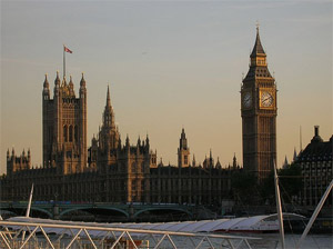 UK Parliament. Photo from Isofarro on Flickr.