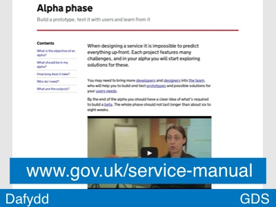 Slide 31 - The Manual (Alpha Phase)