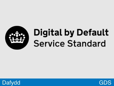 Digital by Default Service Standard