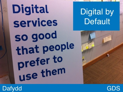 Digital services so good that people prefer to use them